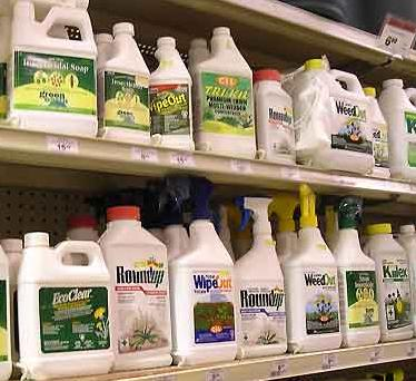 Pesticides-brands