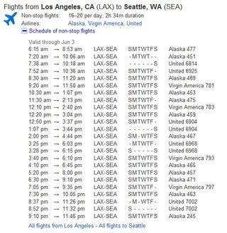 Google-flights-los-angeles-seattle