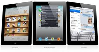 Apple-3-ipad-on-display-HD-LTE-Quad-core