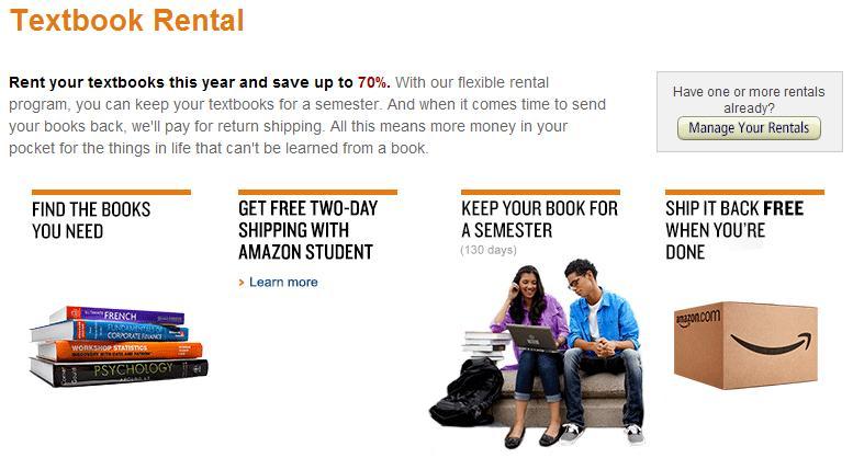 Amazon-textbook-rental