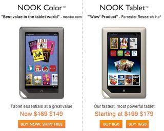 Nook-price-cut