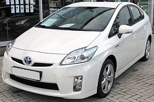 Toyota-Prius-third-generation