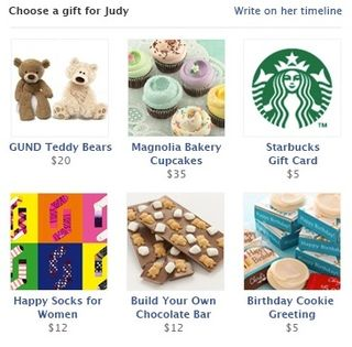 Facebook-Gifts-choices